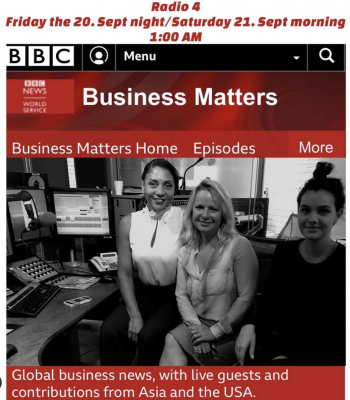 BBC BUSINESS MATTERS