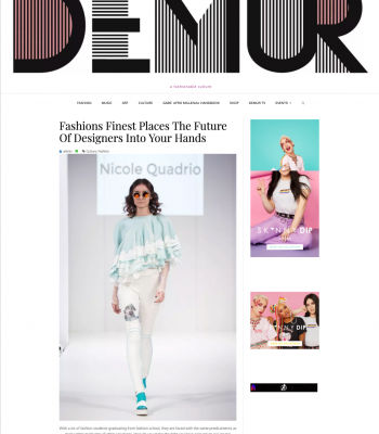 Demur Screenshot Fashions Finest Places The Future Of Designers Into Your Hands 2019 07 23 11 07 00