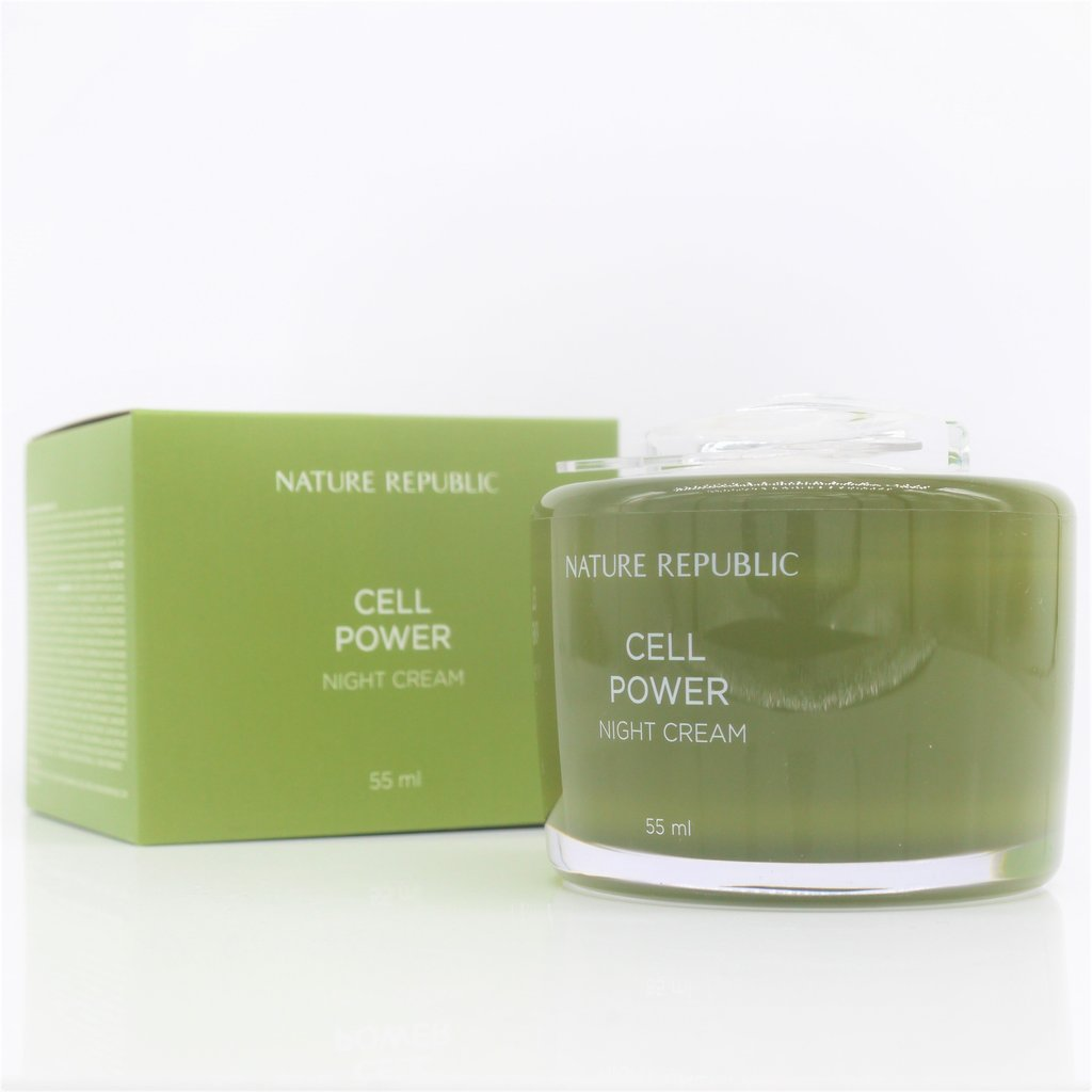 NATURE REPUBLIC cell powder