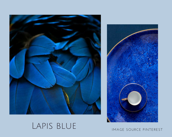Lapis Blue result
