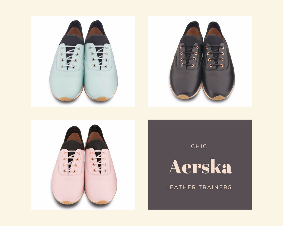 Luxury sneakers Aerska