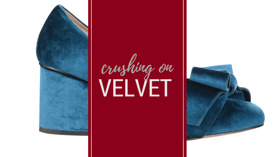 Crushing on velvet