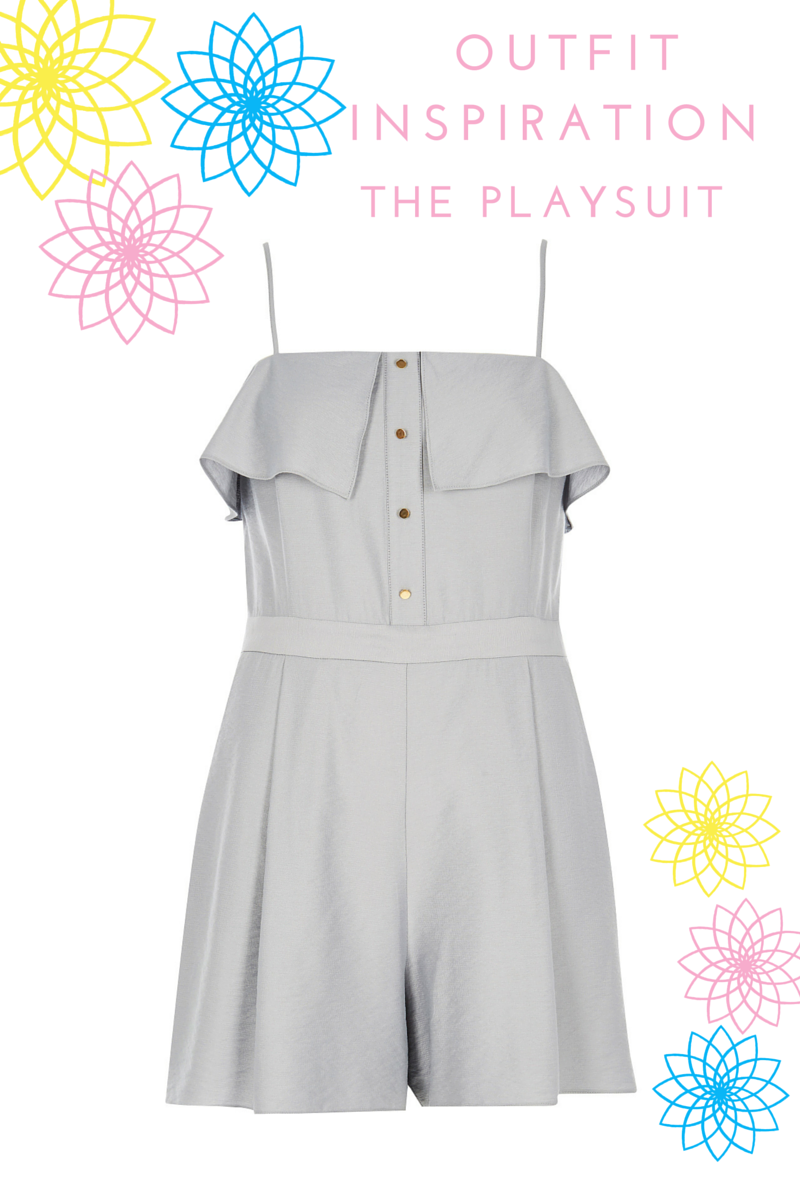 Outfit Inspiration the play suit fashionsfinest