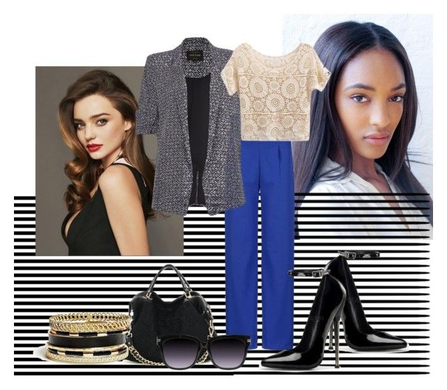 polyvore office layers