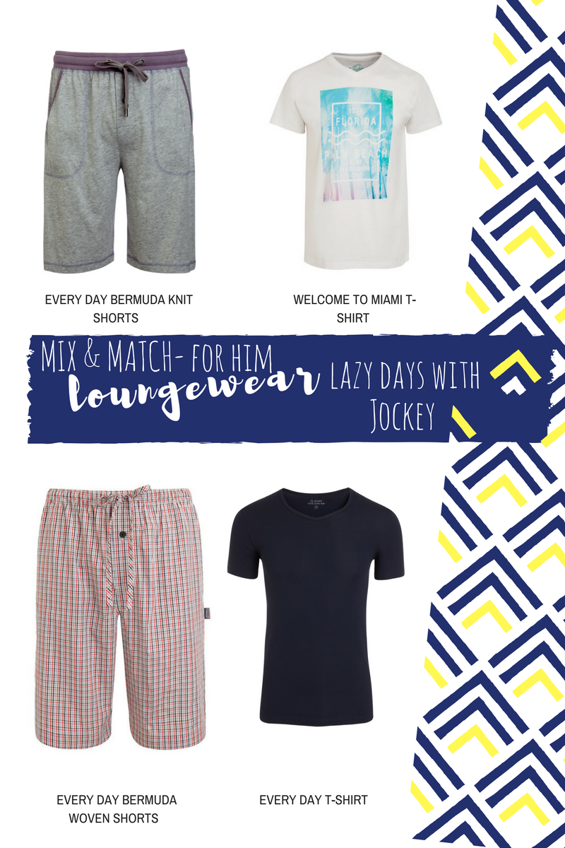 Jockey mens lounge and night wear