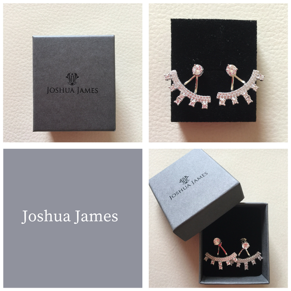 Joshua James Silver Earing Jacket result
