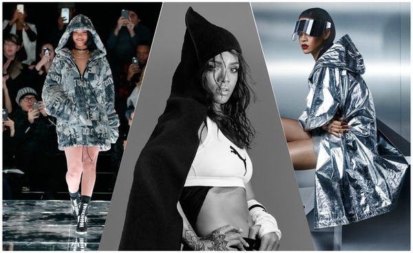 Rihanna slays it with Puma result