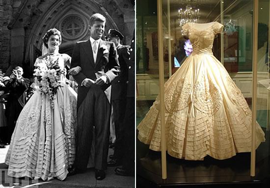 Jackie O Style Wedding Dress 38 Simple