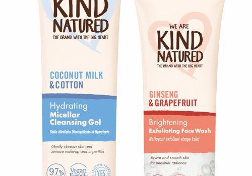 NEW Kind Natured Skin care!