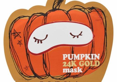 Pumpkin 24k Gold A Global Bestselling Bio-Degradable Mask