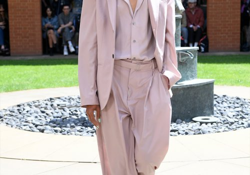 All Dressed Up with EDWARD CRUTCHLEY SS20