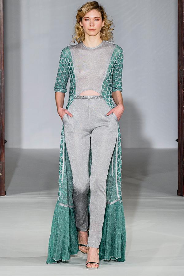 Maria Aristidou SS19 - Paris Haute Couture Fashion Week