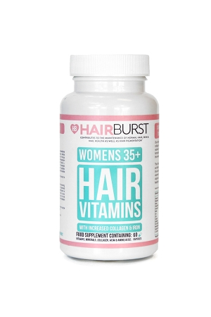 Womens 35+ Hair Vitamins By Hairburst