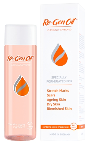Autumn Skin Care Routine with Re-Gen