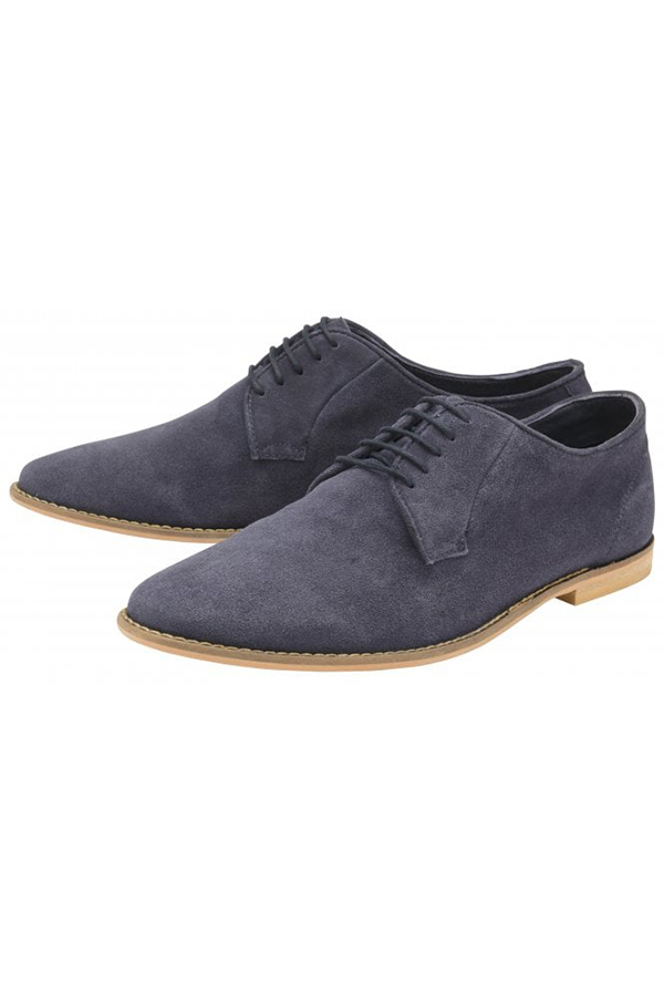 Frank Wright's 'Finlay' Suede Derby Shoe